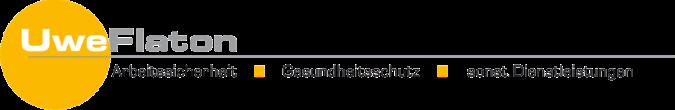 Uwe Flaton Arbeitssicherheit, Gesundheitsschutz, sonst. Dienstleistung - Logo